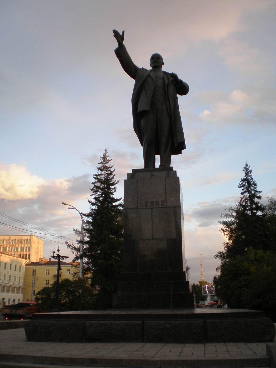 Иркутск город Ленин.JPG
