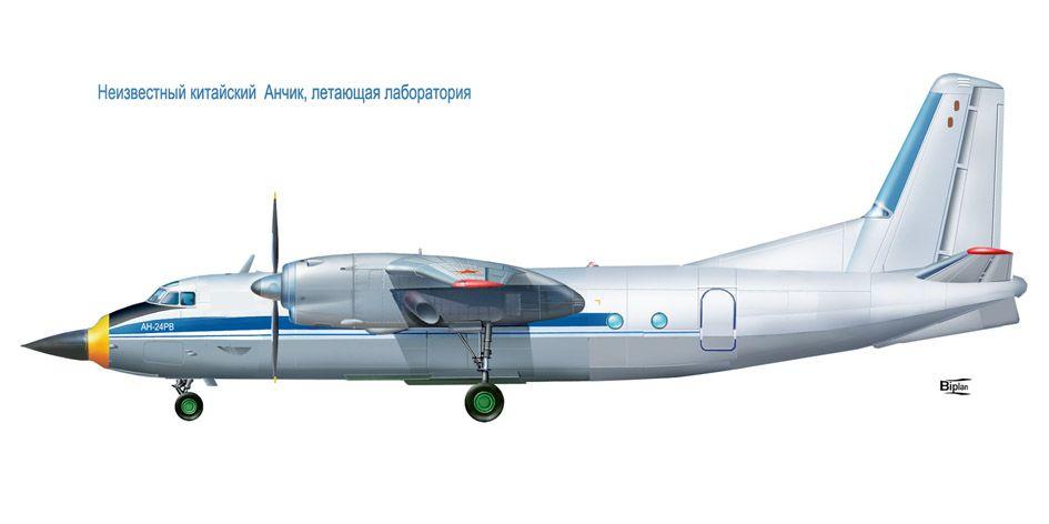 Ан-24 лаборатория Китай интер.jpg