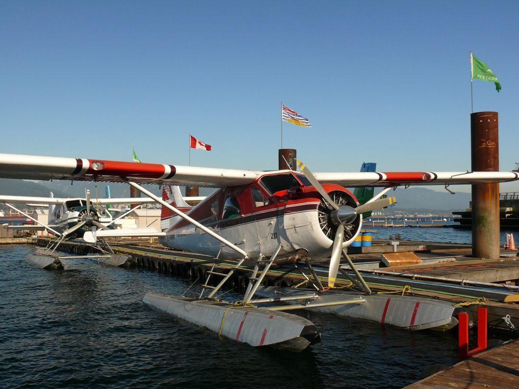 De Havilland Canada DHC-2 Beaver Mk1 red.JPG