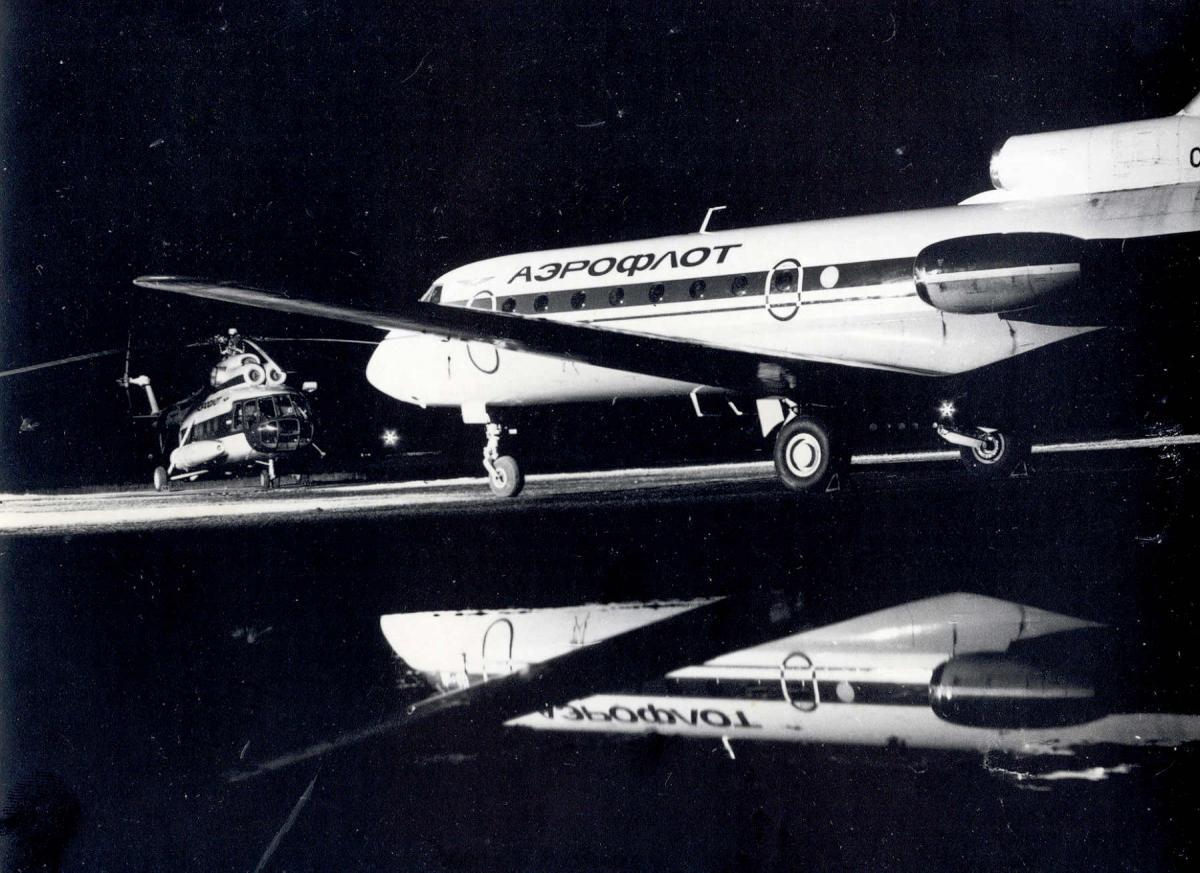 Музей , Ми-8 и Як-40, встреча..jpg