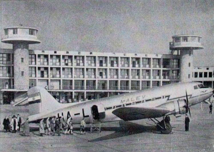 Ferihegy airport, 1957.jpg