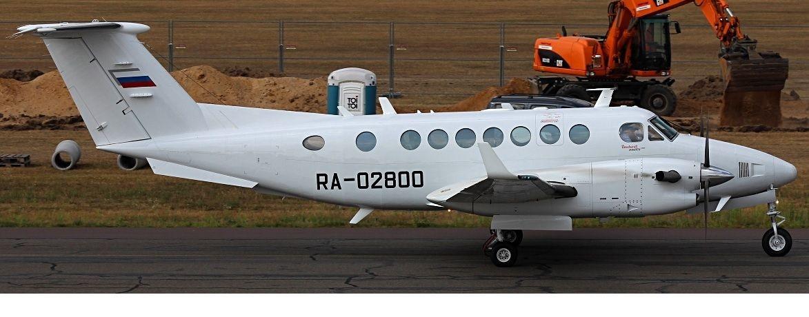 King Air 350 RA-02800.jpg