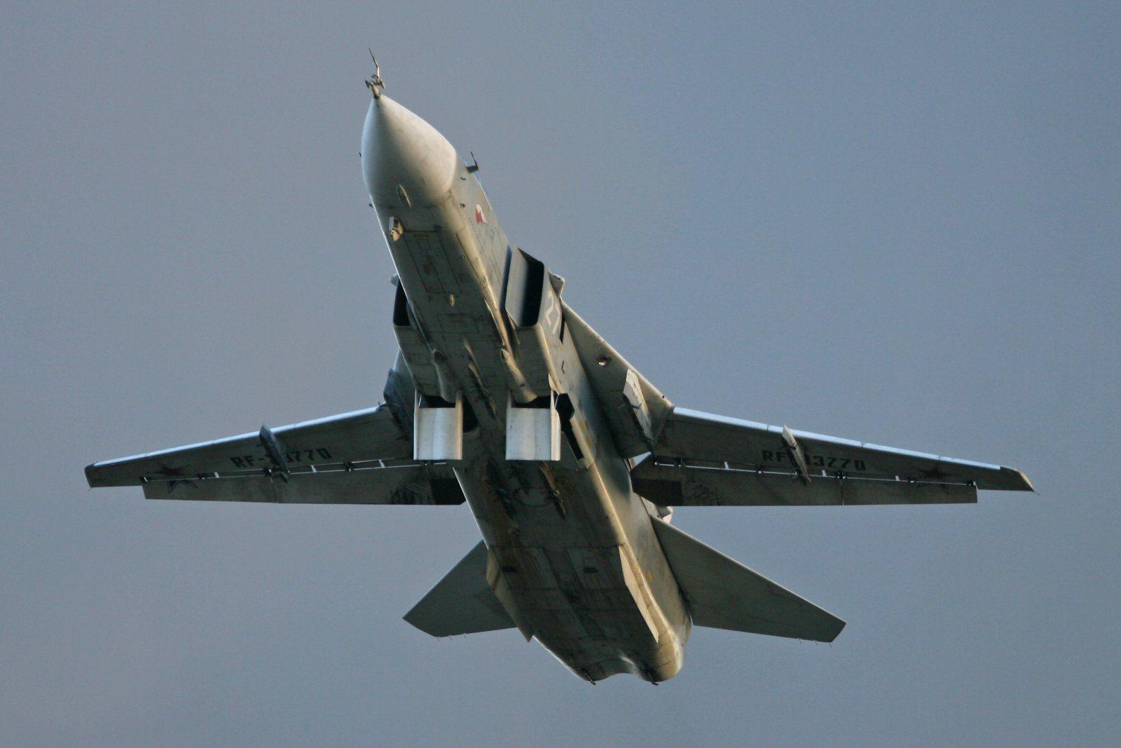 Su-24 Fencer-B 27 - RF-33770 in take off last mission.jpg