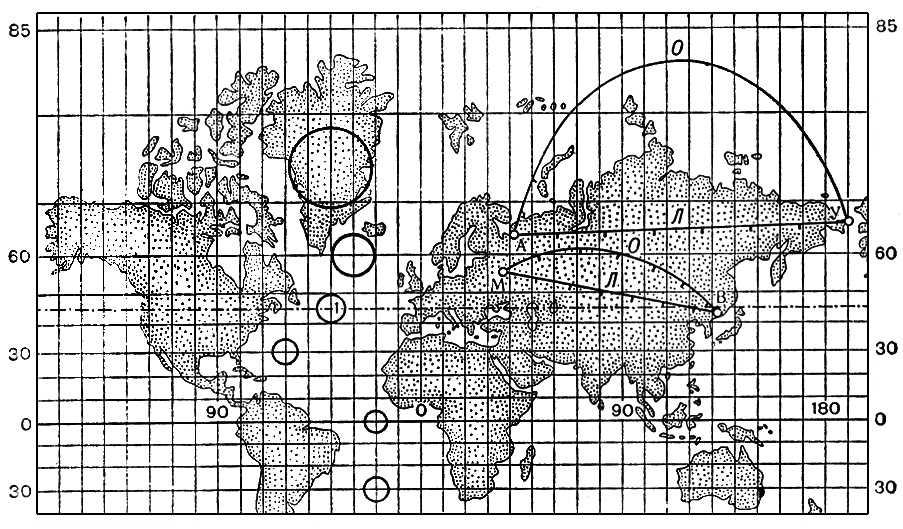 Цилиндрические проекции. Равноугольная Меркатора.jpg