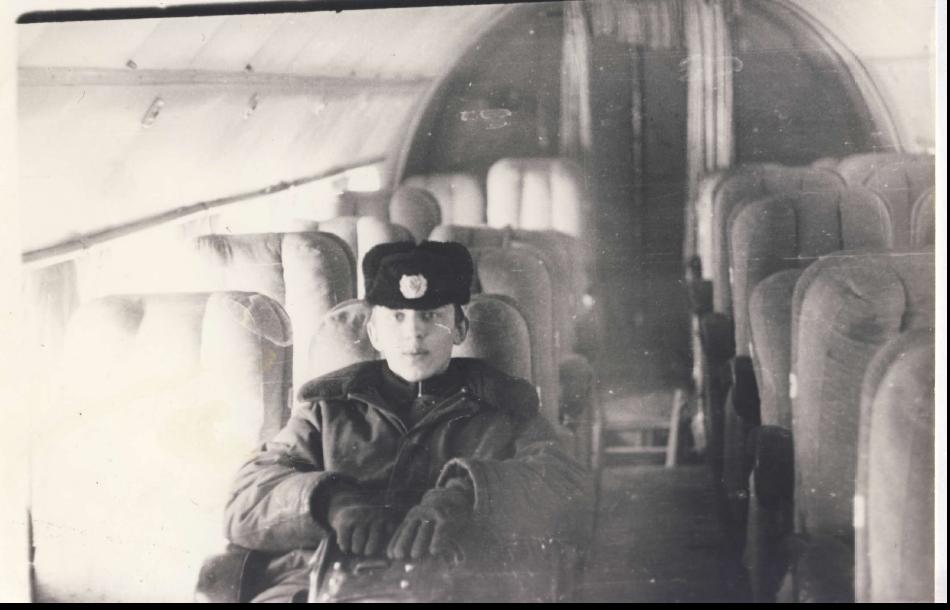 Салон Ил-14 ,Морозкино ,1979г..png