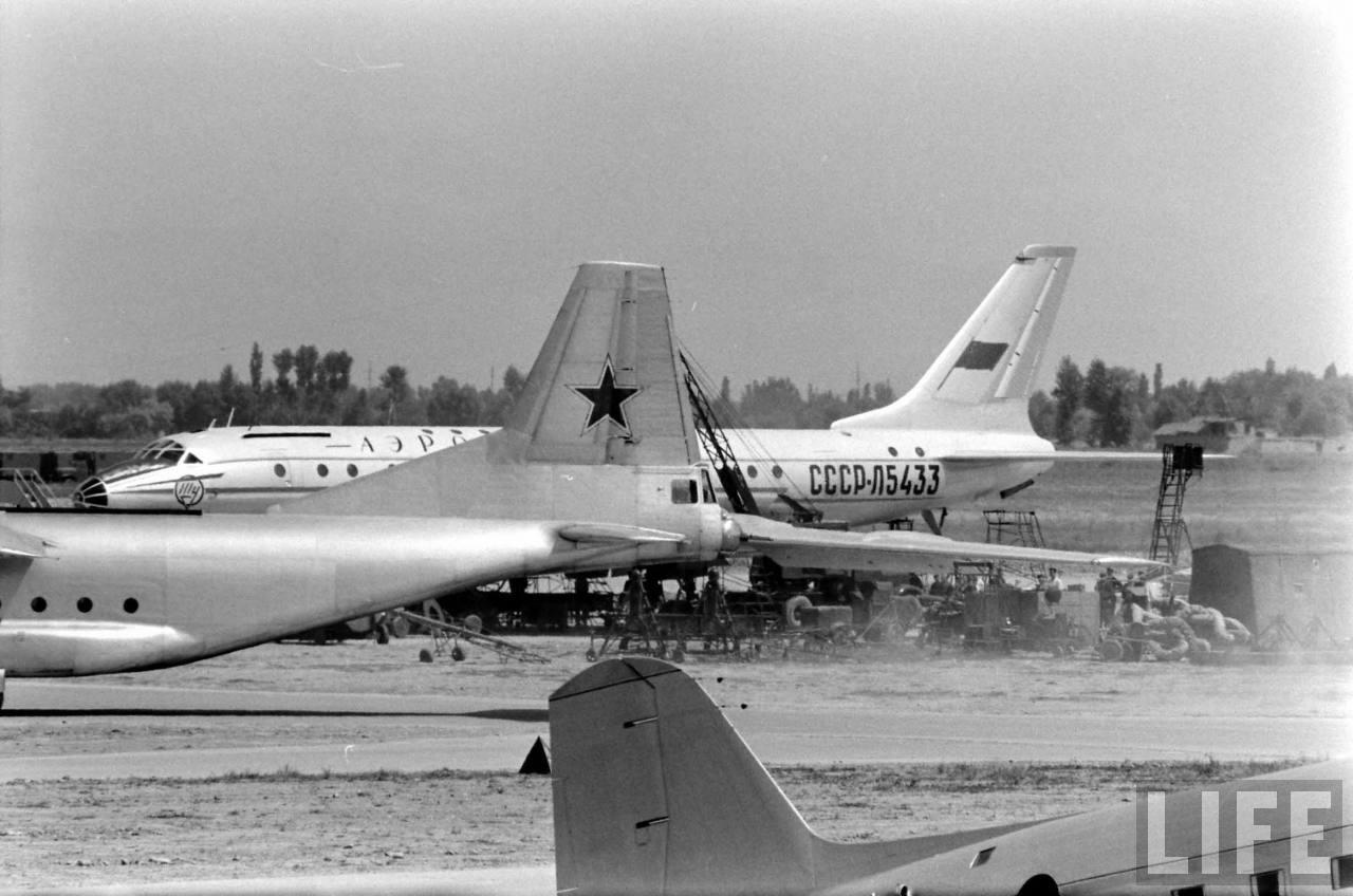 Aeroflot Operations At Tashkent Airport.jpg