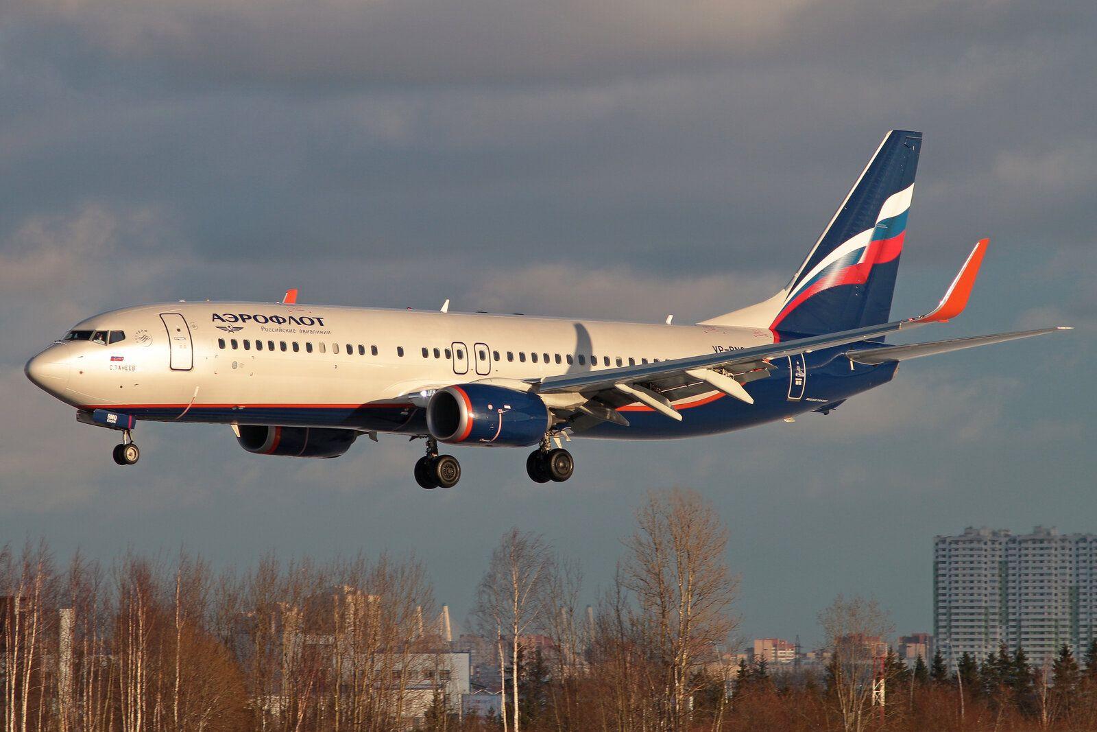 Aeroflot VP-BNQ Taneev 2018.01.08.JPG