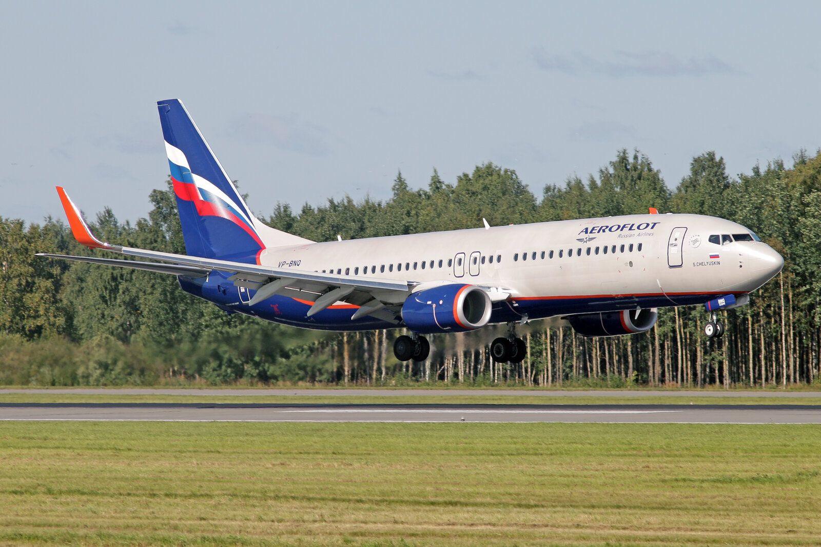 Aeroflot VP-BNQ Chelyuskin 2017.09.04.JPG